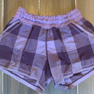 Lululemon shorts size2